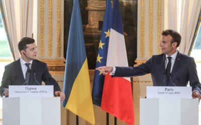 10-й тиждень дипломатії Зеленського: Захід підштовхує Україну до одностороннього виконання Мінських угод