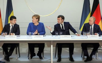 Дипломатичний грудень президента Зеленського: плюси і мінуси