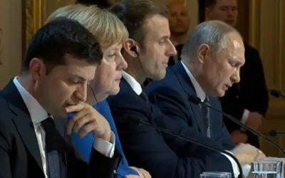 Паризький саміт без ейфорії та емоцій