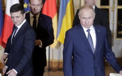 Паризький саміт нормандської четвірки: врятувати Україну від стратегічної помилки