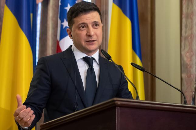 Дипломатія доби президента Зеленського. Рік перший