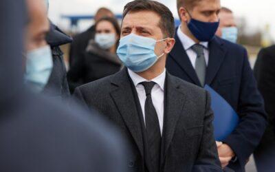 Дипломатія Зеленського у листопаді: плюси та мінуси