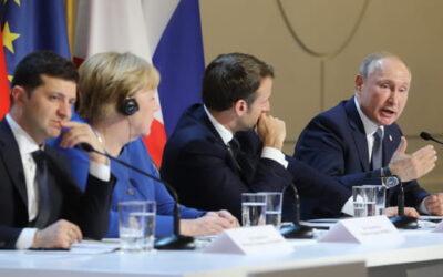 10 уроків Парижа: як має змінитися курс Києва у діалозі про Донбас