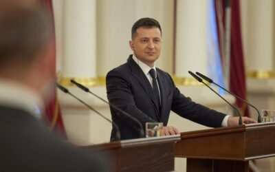 Дипломатія Зеленського у січні: плюси-мінуси