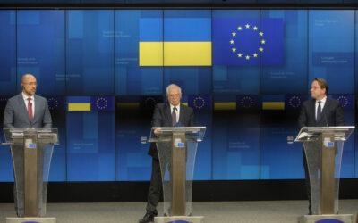Євроінтеграційний десант уряду Шмигаля