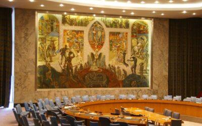 По гарячих слідах за мотивами дебатів РБ ООН