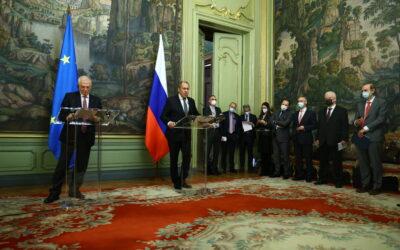 Сім висновків після візиту Борреля до Москви
