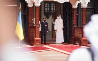 Що не так з візитом Зеленського до Катару?