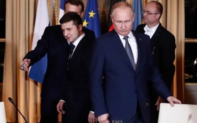 Зустріч з Путіним: досить шарахання