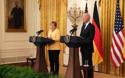 Про зустріч Меркель та Байдена: український вимір