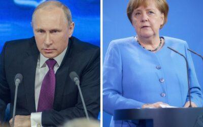 """Меркель """"заряджена"""" Путіним: гіркий післясмак візиту до Москви"""
