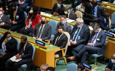 По гарячих слідах візиту Зеленського на Генасамблею ООН