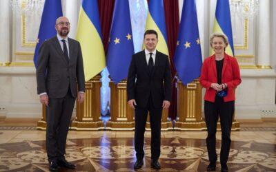 Саміт Україна-ЄС: у пошуках історії успіху